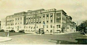 Postcard RPPC View of Temple University Hospital in Philadelphia, PA.      S2
