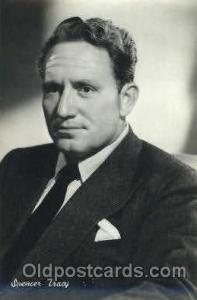 Spencer Tracy Actor, Actress, Movie Star, Postcard Post Card Actor Actress, M...