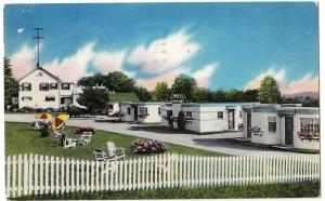 Colonial Motel & Guest House, Dieppe NB