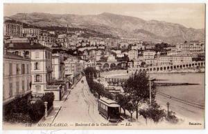 Monte-Carlo, Boulevard de la Condamine