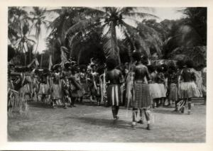 Papua New Guinea, Real Photo Native Papuas (1930s) RP (02)
