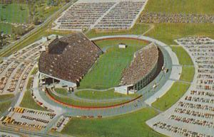 Indiana Bloomington Indiana University Stadium 1971