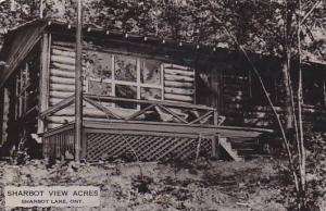 RP: Cabin , Sharbot View Acres , Sharbot Lake , Ontario , Canada , PU-1964