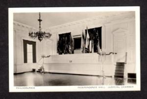 PA Judicial Chamber Philadelphia PENNSYLVANIA Postcard
