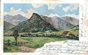 Germany Oberammergau Posted  03.24