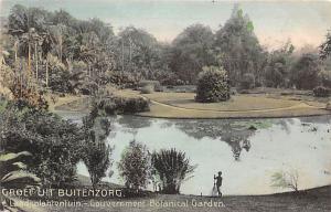 Buitenzorg Indonesia, Republik Indonesia Gouvernent Botanical Garden Buitenzo...