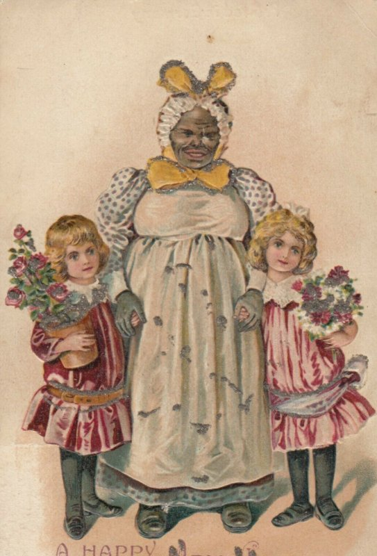 Maid & kids , A Happy NEW YEAR , 00-10s