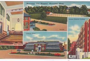 Massachusetts Worcester City Hospital