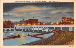 Genesee River Rochester, New York Postcard