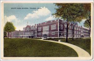 Scott High School, Toledo OH