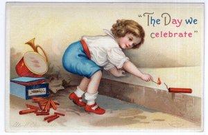 The Day we celebrate - Ellen H. Clapsaddle