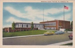 Pennsylvania Palmyra American Legion Post No 72 Curteich
