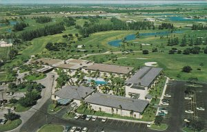Miami , Florida , 50-60s Lakes Inn & Golf Course
