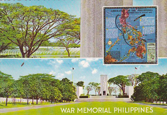 Philippines War Memorial and Cemetery