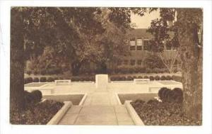 Birney Memorial, High School grounds, Marietta, Georgia, PU-1957