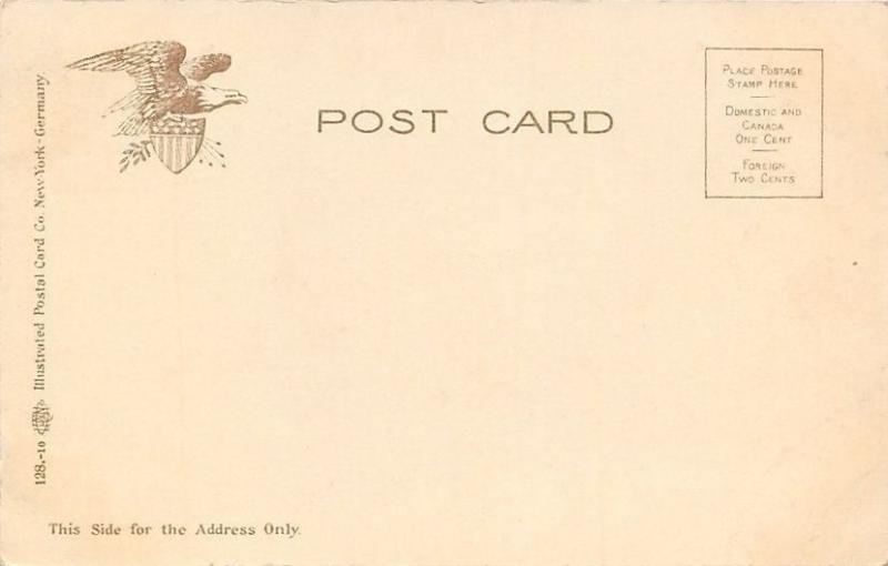Wheeling West Virginia~Wharf and Water St~Interurban RR Tracks~1906 Postcard