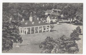VA Mount Vernon Home of George Washington Aerial View Vintage Postcard