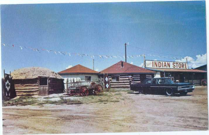 Chee's Indian Store Allentown Rd Houck Arizona AZ