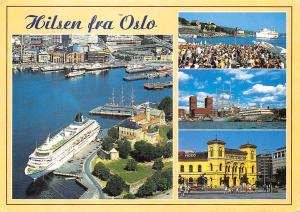 Norway Hilsen fra Oslo, Norge, different aspects