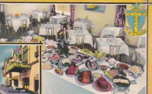 California Hollywood Smorgasbord At Bit Of Sweden Restaurant