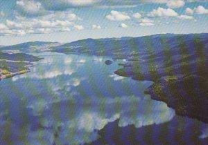 Canada Francois Lake British Columbia