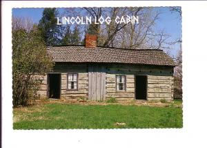 Lincoln Log Cabin Illinois,