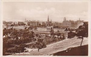 RP: Edinburgh from the Castle , Scotland , 30-40s