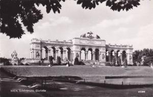 RP, Schonbrunn, Gloriette, Wien (Vienna), Austria, 1920-1940s