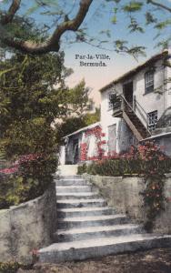 Stairs, Par-La-Ville, Bermuda, 1900-1910s