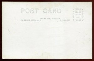 2273 - BAIE MISSISAUOI Quebec 1930s Pension Bellevue. Real Photo Postcard