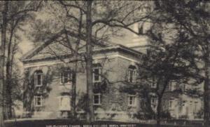 Phelps-Stokes Chapel, Berea College Berea KY unused