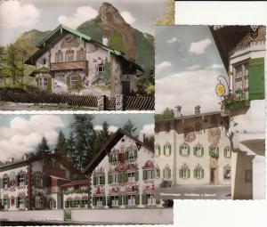 Germany Tales Houses architecture Hansel Gretel Red Riding Hood Geroldhaus