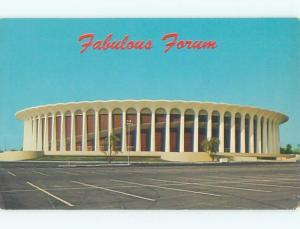 1969 Basketball Lakers & Kings FABULOUS FORUM Inglewood - Los Angeles CA W6158