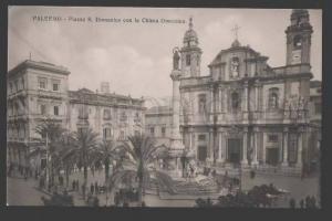 112064 Italy PALERMO Piazza D.Domenico con la Chiese Omonima
