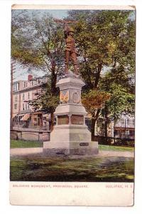 Soldiers Monument, Halifax, Nova Scotia, Montreal Import
