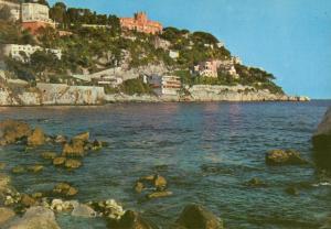 France, Cap de Nice, 1970 used Postcard