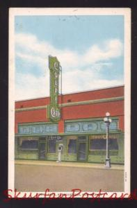 ALBUQUERQUE NEW MEXICO ROUTE 66 COURT CAFÉ RESTAURANT VINTAGE POSTCARD NM