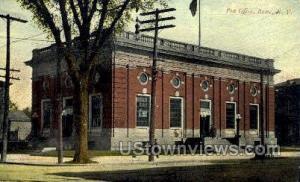 Post Office Rome NY Unused