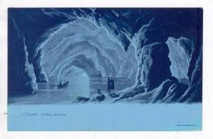 CAPRI, Italy, 00-10s Cave-blue
