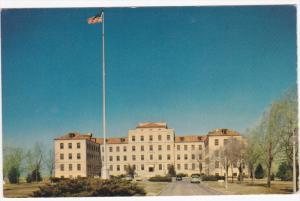 Veterans' Hospital near Amarillo, Texas, 40-60s