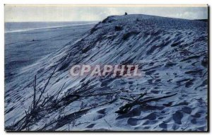 Old Postcard The great prices Le Dune
