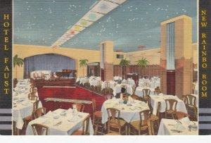 ROCKFORD , Illinois, 1930-40s ; Hotel Faust
