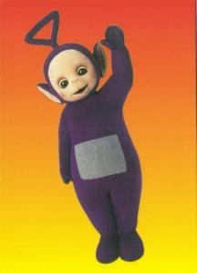 British Pre-School Children's Television Series TELETUBBIES Tinky-Winky (1996) 4