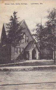Maine Lewiston Chase Hall Bates College 1922