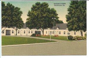 Bardstown, KY - Wilson's Court