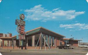 COLORADO SPRINGS, Colorado, 1940-1960's; Smorgasbord Restaurant, On U.S. 85-8...