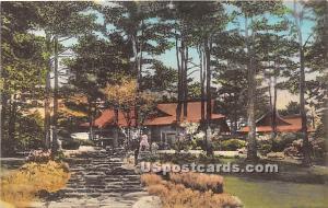 Shofu Den Japanese Palace and Gardens Forestburgh NY Unused