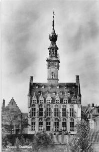 Netherlands Veere Stadhuis Town Hall