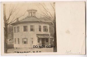 RPPC, ? House, School, or Store, Millport NY