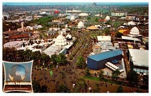 New York World's Fair 1964 B Peace through Understanding